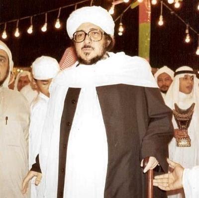 Biografi Syeikh Muhammad Alawi Al-Maliki