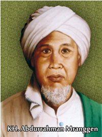 KH Abdurrahman Mranggen